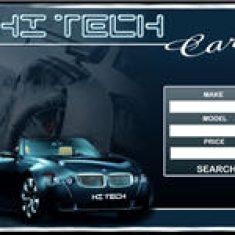 Hi Tech Cars